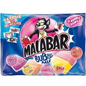 Malabar Bubble Mix 214g