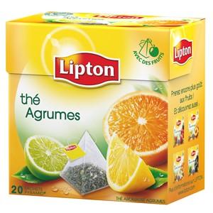 Lipton Agrumes (Citrus) Tea 20 Bags