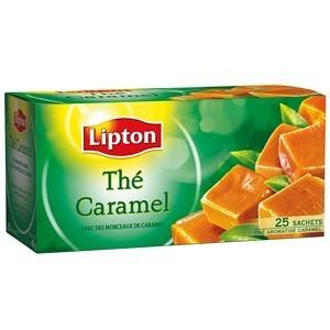 Lipton Caramel Tea 25 Bags