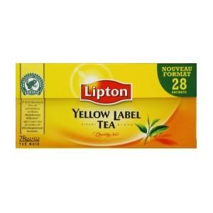 Lipton Yellow Label 25 Tea Bags