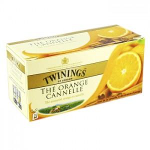 Twinnings Orange Cinnamon Tea 25 Bags