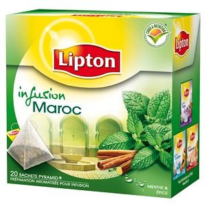Lipton Maroc Tisane 20 Bags