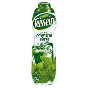 Teisseire Mint Syrup 75cl