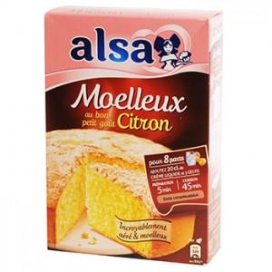 Alsa Moelleux au Citron 435g