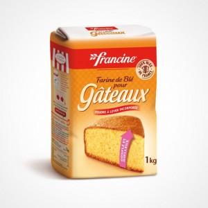 Francine Farine à Gâteaux 1kg