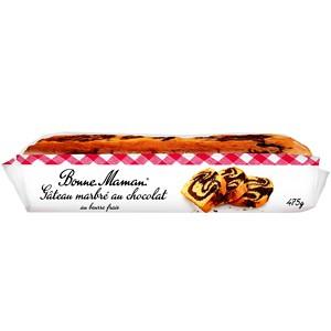 BM Gâteau Marbré Chocolat et Beurre Frais
