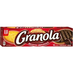 LU Granola Dark Chocolate