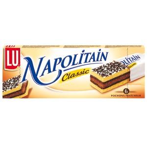 LU Napolitain 180g