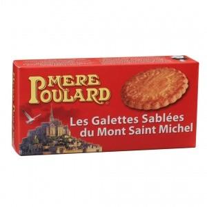 Les Galettes Sableés de Mont St Michel