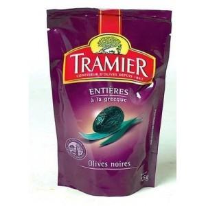 Tramier - Black Olives 125g