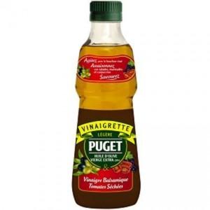Puget - Sun-Dried Tomato Balsamic Vinaigrette 33cl