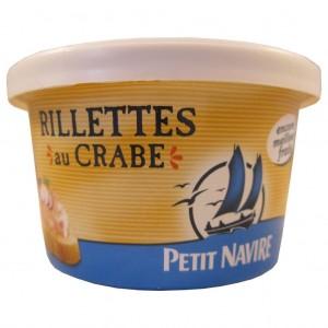 Petit Navire - Crab Spread 125g