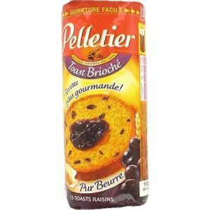 Pelletier - Toast - Brioche 175g