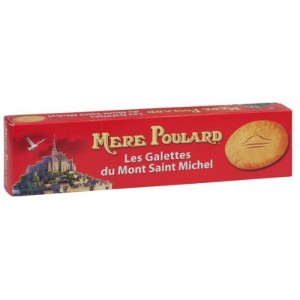 Mere Poulard - Galettes 125g