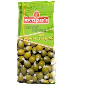 Menguys - Almond Stuffed Olives 150g