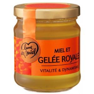 Lune de Miel - Royal Jelly Honey 250g