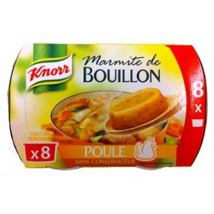 Knorr - Chicken Stock 225g
