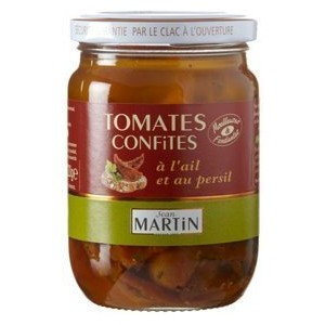 Jean Martin - Tomato Confit with Garlic and Parsley 220g