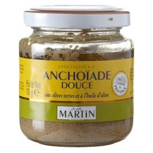 Jean Martin - Sweet Anchovy Spread 110g