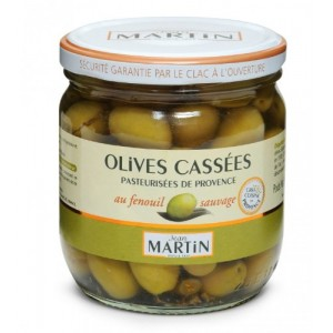 Jean Martin - Crushed Olives 210g