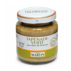 Jean Martin - Green Tapenade 110g