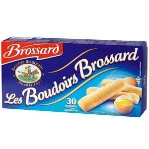 Brossard - Lady Fingers 175g