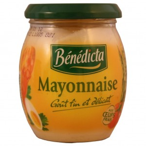 Benedicta - Gourmet Mayonnaise 235g