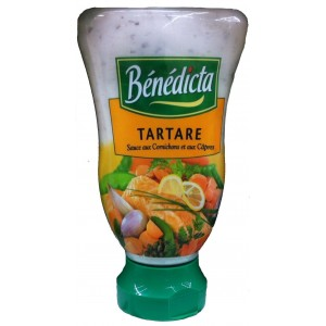 Benedicta - Tartar Sauce 240g