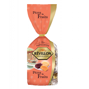 Revillon-Papillote Pate de fruits-Fruit Jelly
