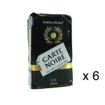 Carte Noire Ground Coffee 6 pack