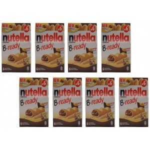 "Ferrero ""Nutella B-ready "" Pack of 8"