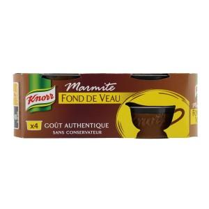 Knorr Marmite Fond de Veau - 12 BOXES