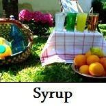 Sirops/Syrups