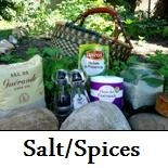 Salt/Spices